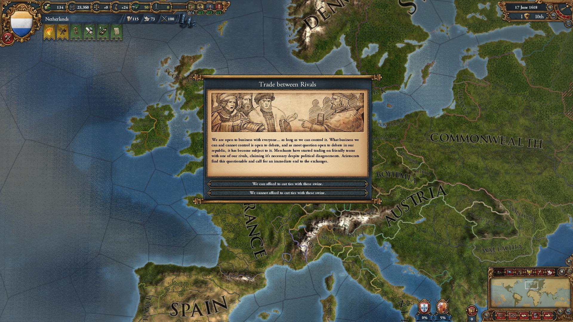 Paradox Interactive reveals third expansion, Res Publica