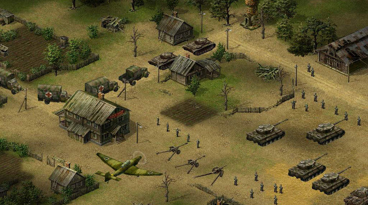 The Best WW2 Strategy Games