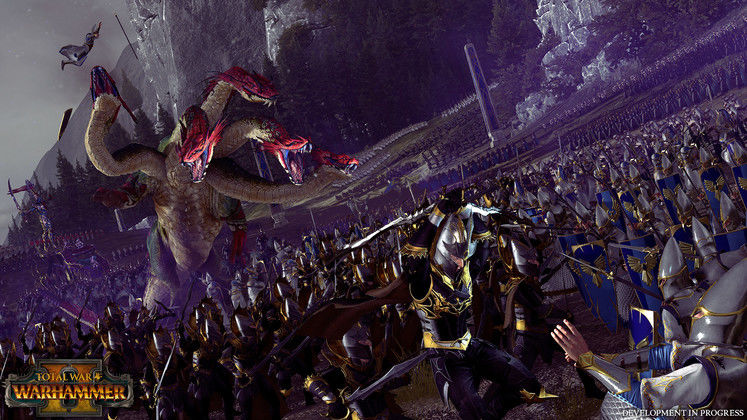 It looks like Total War: Warhammer 3 is in Pre-Production