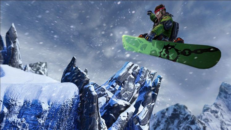 SSX Demo launches on Xbox Live