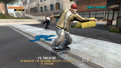 Tony Hawk is to be 'reinvented', something this