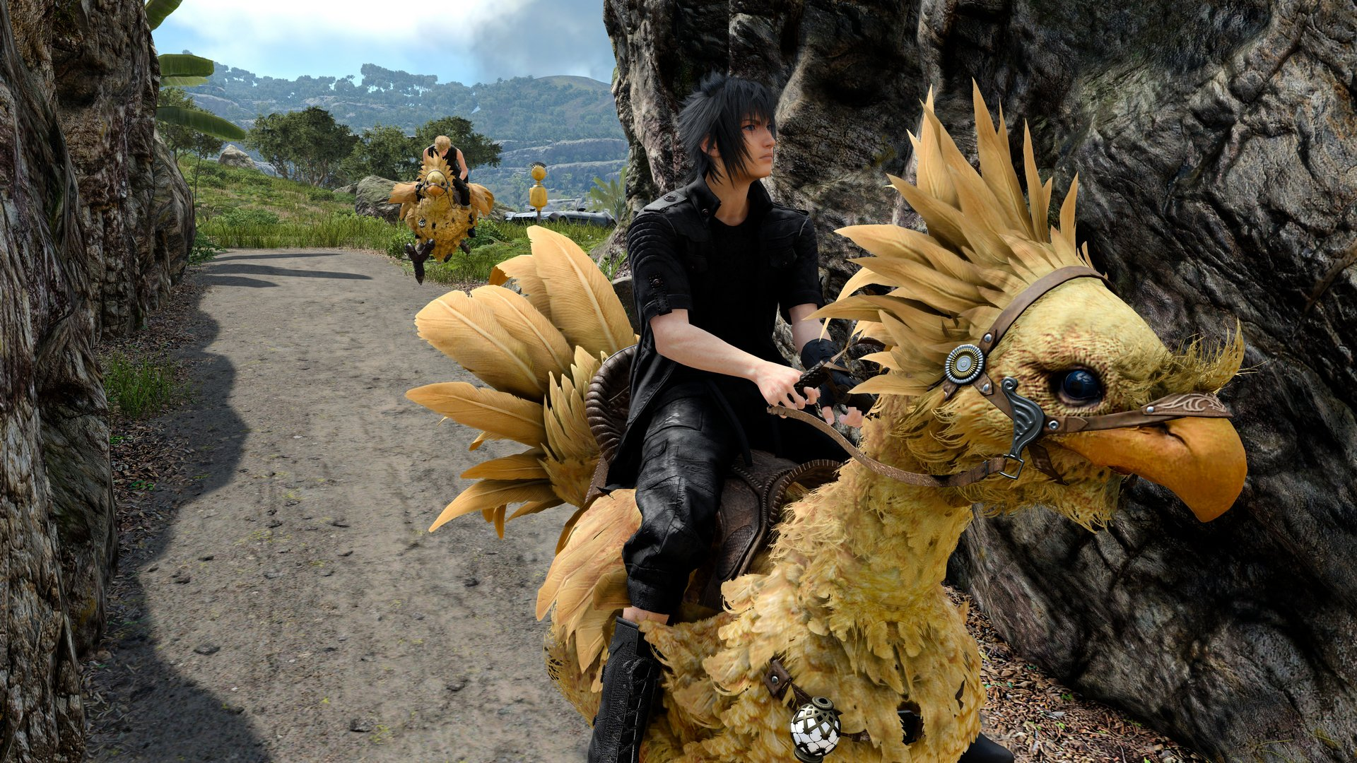 Final Fantasy XV PC Preview | GameWatcher