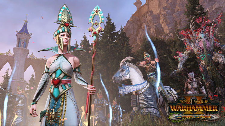 Queen And The Crone DLC For Total War: Warhammer II Launches On 31st May