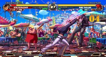 King of Fighters XII set for 25th September