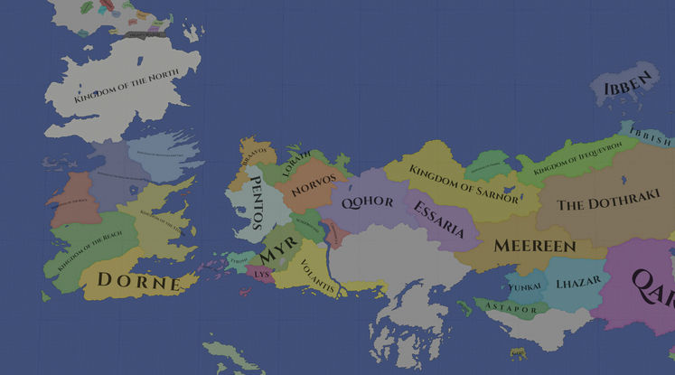 Remake the Game of Thrones Ending with this Imperator: Rome Mod