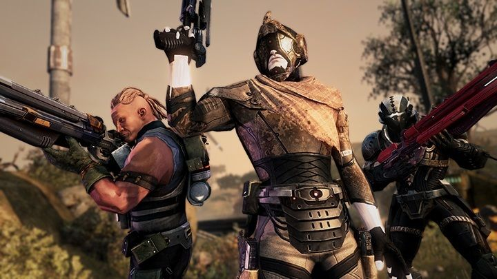 Defiance 2050 - How To Enhance Weapons