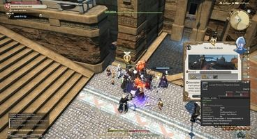 FFXIV The Man in Black Quest - How to Complete and Earn A Nocturne for Heroes Event 2021 Rewards
