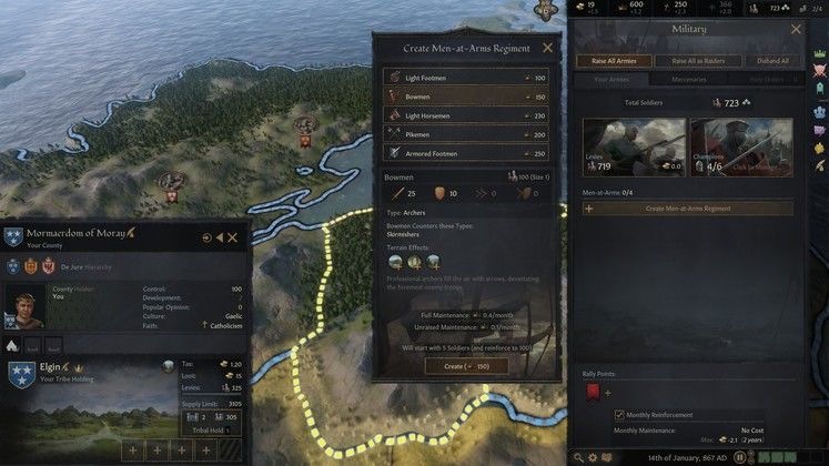 Руководство Crusader Kings 3 от племени к феодальным набегам