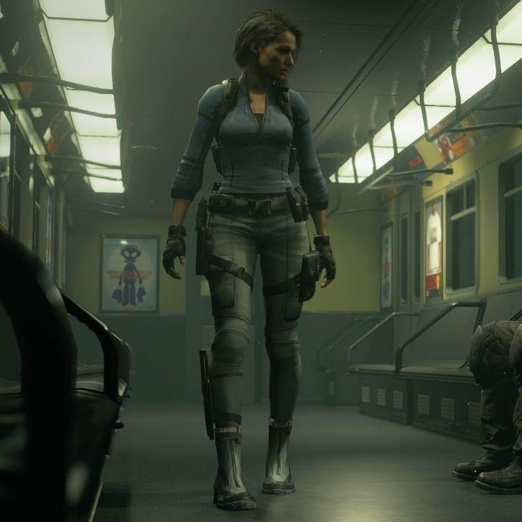 The Best Resident Evil 3 Remake Mods