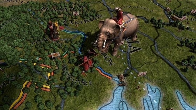 Paradox Announce Release Date For Indian-Themed Europa Universalis IV Expansion