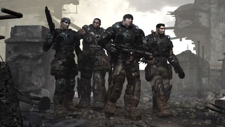 Variety: Gears of War flick back in business