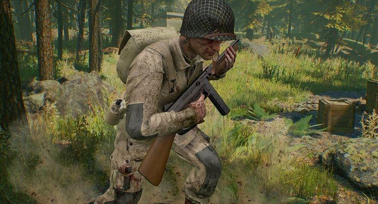 Battalion 1944 FPS Boost
