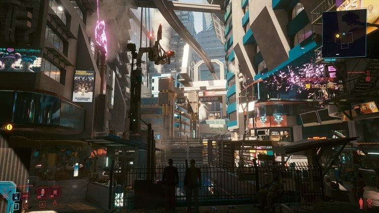 Cyberpunk 2077's Update 1.2 Pushed to the Second Half of March Following Cyberattack