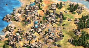 Age of Empires II: Definitive Edition Anniversary Update Adds Battle Royale Mode