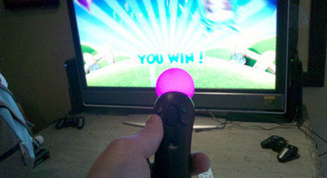PlayStation Move played in London, 'first look' praises accuracy