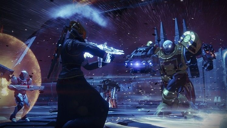 Destiny 2 Campaign Length Clocks In At Around 12 Hours