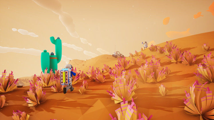 Astroneer Lunar Update Now Live, Adds Limited-time Events