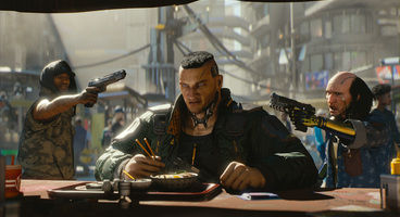 Fall Guys Asks for Cyberpunk 2077 Collaboration, The Witcher Promises
