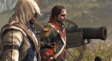 Assassin's Creed 3's Connor driven to
