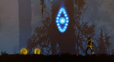 Housemarque's Outland this spring