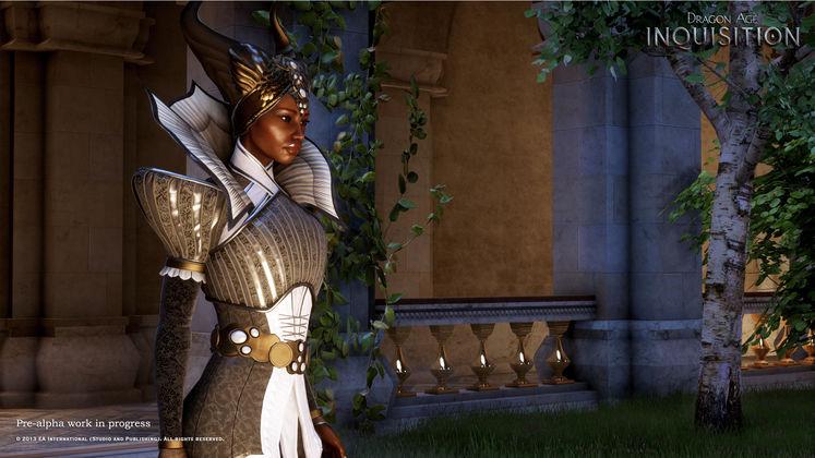 BioWare tease introduction to Dragon Age: Inquisition mage Vivienne