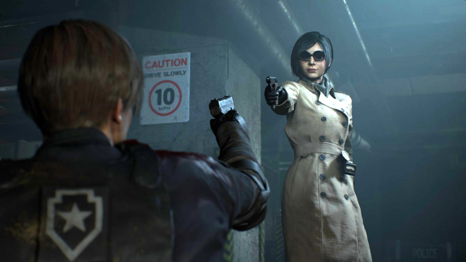 Resident Evil 2 Remake Morgue - Where is the Diamond Key? | GameWatcher