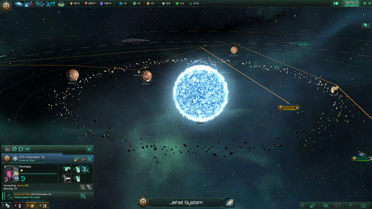 Stellaris Dev Diary #94 Brings Ascension Perks to Non-DLC Owners