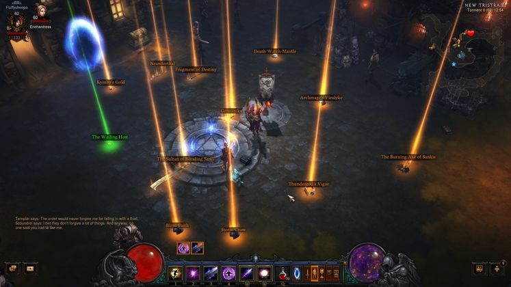 Blizzard celebrate Diablo III's second anniversary with double rift fragments, 100% legendary drop increase