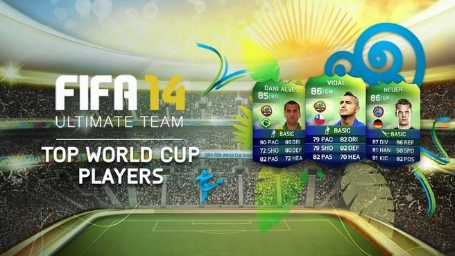 FIFA 14 update adding World Cup content to Ultimate Team, mode delayed across all platforms