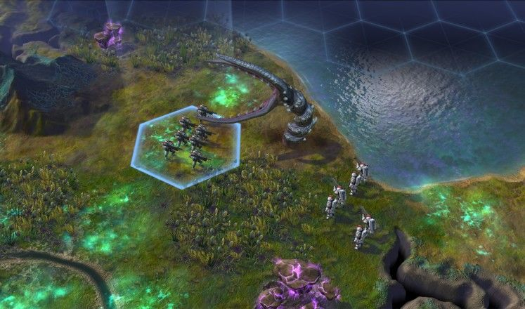 Sid Meier's Civilization: Beyond Earth takes to the stars