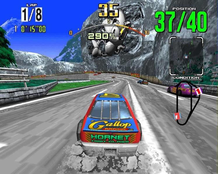 Daytona USA dated for XBLA and PSN