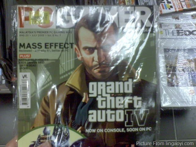 Rumour-mill: GTAIV