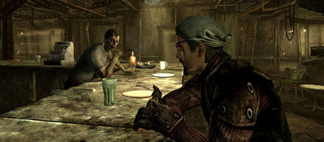 Scurvy dogs leak pirated Fallout 3 weeks before its official release