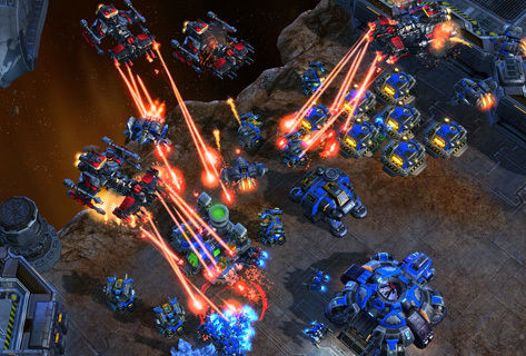 Three US retailers chisel in same StarCraft II date - coincidence?