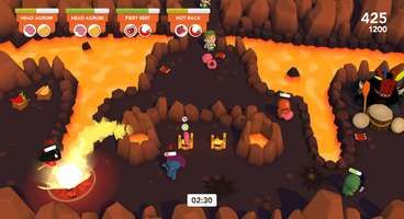 Arcade Cooking Game Cannibal Cuisine Is Out Now