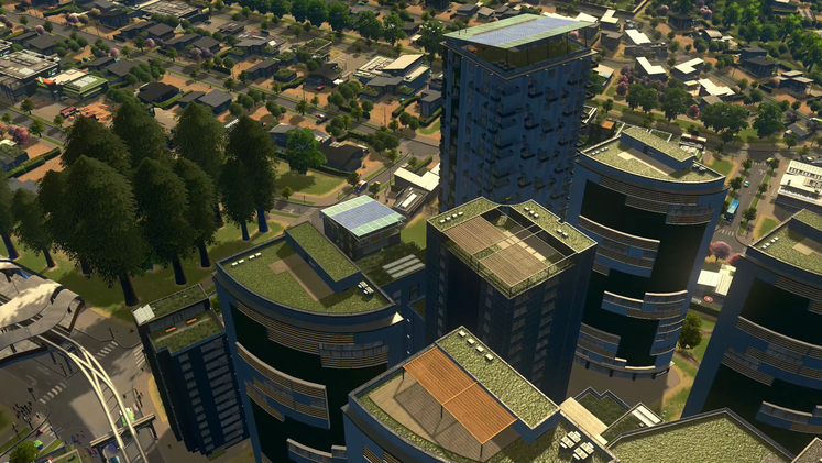 Cities: Skylines - Green Cities Officially Launches October 19 With Over 350 New Things