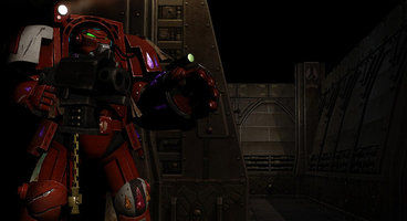 Full Control promises challenging AI in upcoming Space Hulk reboot