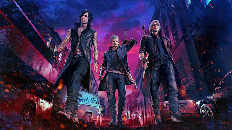 Devil May Cry 5 Launch Times - When Will it Be Released On Steam?