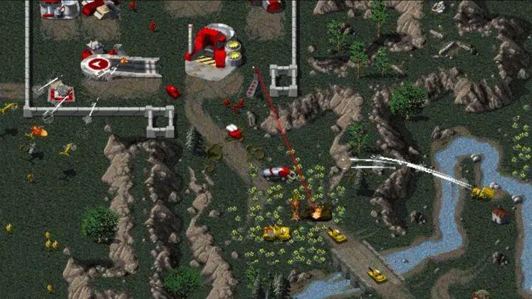 Command & Conquer Remastered confirms Dinosaur Secret Levels