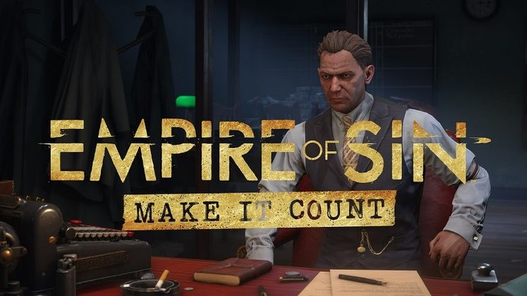 Paradox Replaces Meyer Lansky With Maxim Zelnick in Empire of Sin's Make It Count Expansion
