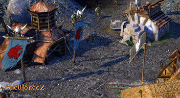Final add-on Demons Of The Past for SpellForce 2, out October 24th