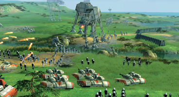 Petroglyph approached EA about making Star Wars: Empire At War 2