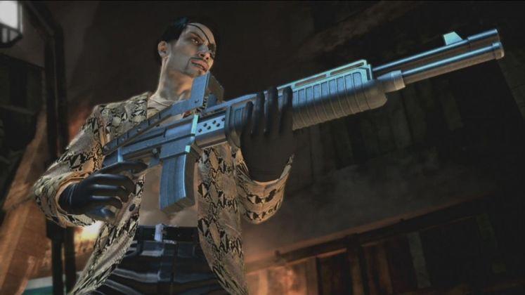 God Bless America DLC bonus revealed for Yakuza: Dead Souls