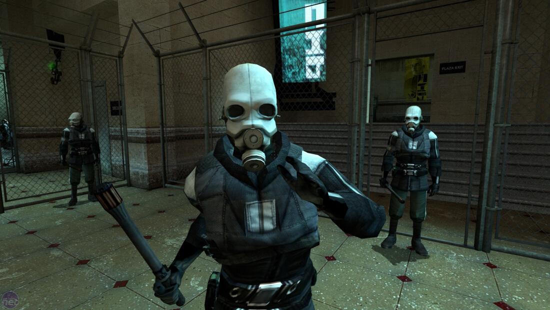 World War Z studio tried to do a Half-Life 2 Remake