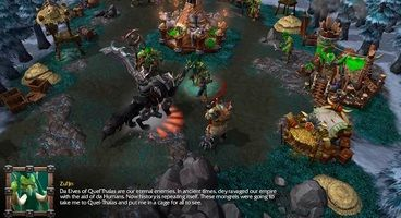 Warcraft 2's Campaign Is Being Remastered in Warcraft 3: Reforged