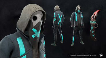 Dead by Daylight Skins and Cosmetics - Chapter 11 and Chapter 12 Cosmetics