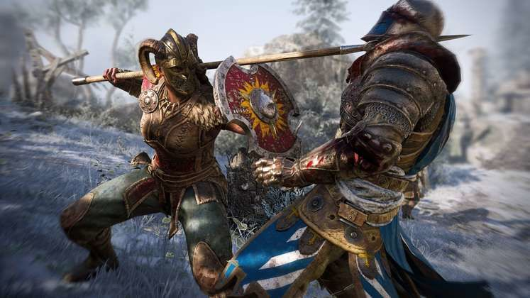 For Honor Female Characters - Which Characters Can Be Female?