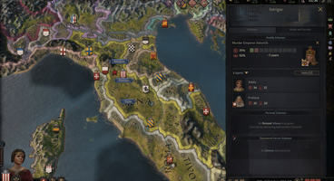 Crusader Kings 3 Map - Scope, Features and Modes