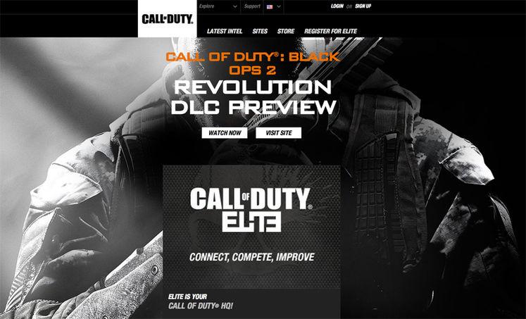 More evidence of Revolution DLC for Black Ops 2 pops up