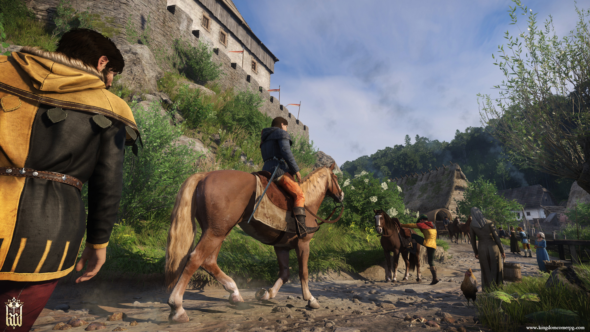 Kingdom Come: Deliverance Patch Notes – Patch 1 3 Will Add